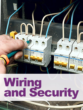 wiring and security