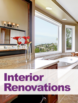 interior renovations