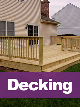 deck repair and building