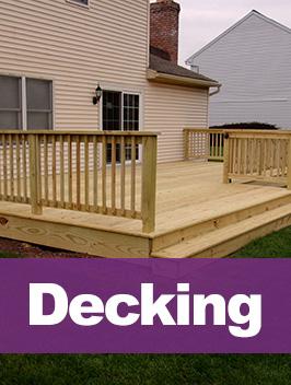 deck repair and building