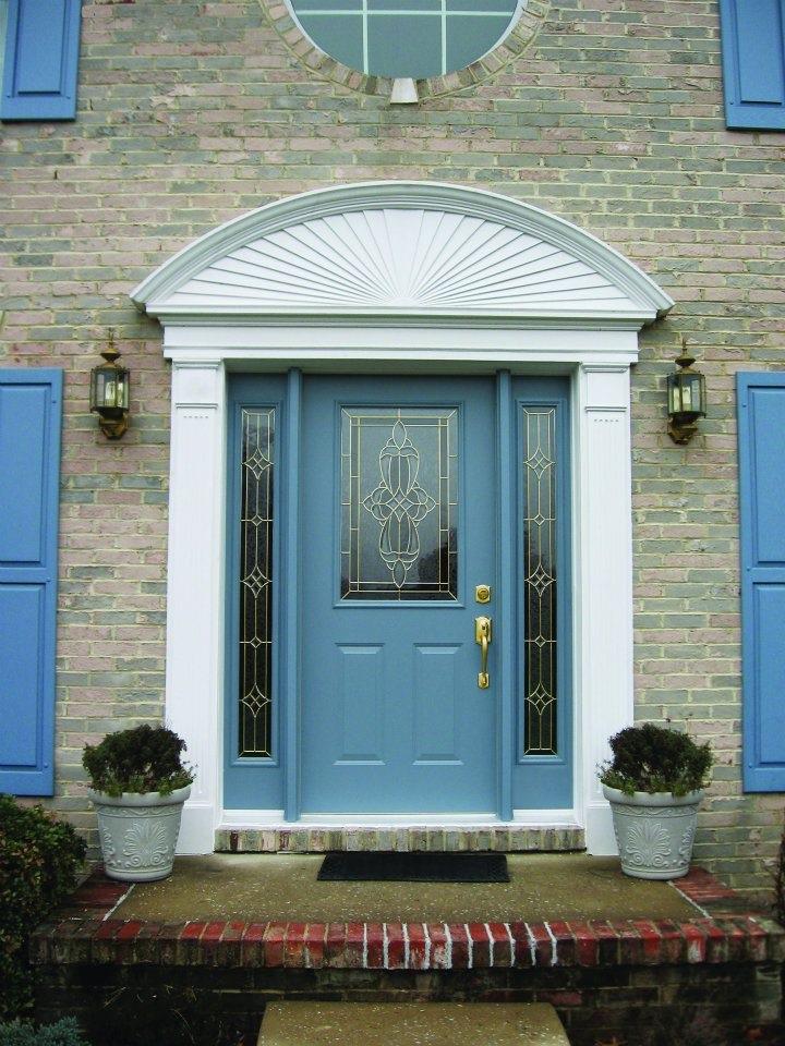 energy star blue door